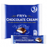 Fry's Chocolate Cream x 3 Pack 147g